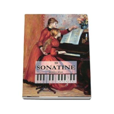 10 sonatine pentru pian
