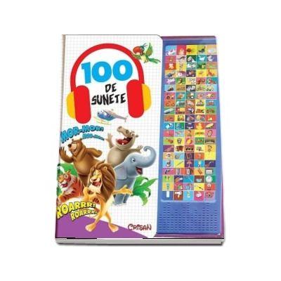 100 de sunete - Carte cu sunete