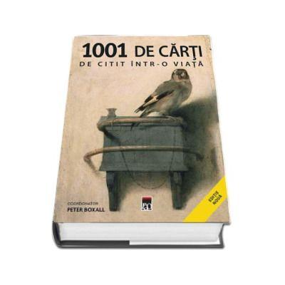 1001 de carti de citit intr-o viata, editie noua