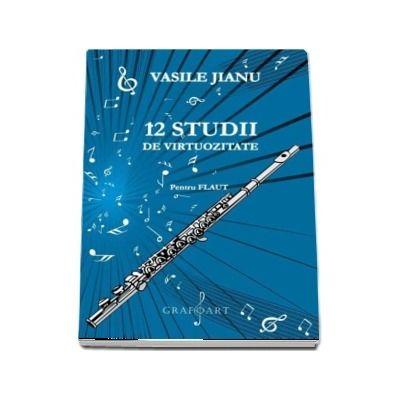 12 studii de virtuozitate, Pentru flaut