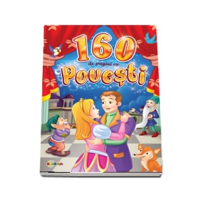 160 de pagini cu Povesti