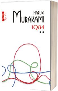 1Q84. Vol. II (editie de buzunar)