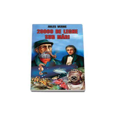 20.000 de leghe sub mari - Jules Verne