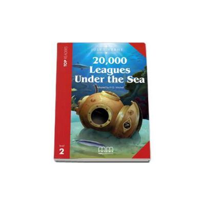 20000 Leagues Under the Sea. Story adapted by H.Q. Mitchell. Readers pack with CD level 2