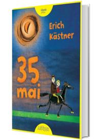 35 mai sau Konrad porneste calare spre Marile Sudului - Erich Kastner