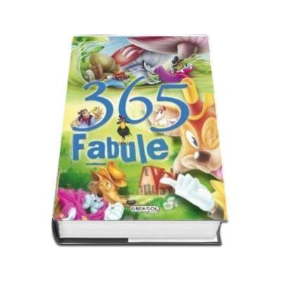 365 de fabule - Editie cartonata