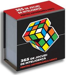 365 de jocuri de inteligenta