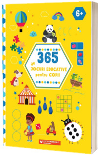 365 de jocuri educative pentru copii (6 ani + )