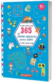 365 de jocuri educative pentru copii (7 ani + )
