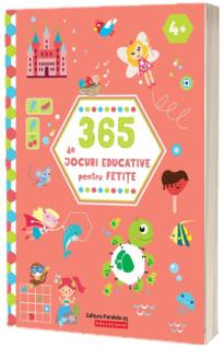 365 de jocuri educative pentru fetite (4 ani  )