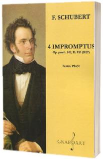4 Impromptus. Pentru pian. Op. 142, D. 935 (1827)