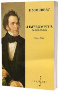 4 Impromptus. Pentru pian