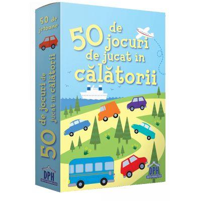 50 de jocuri de jucat in calatorii
