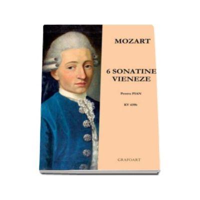 6 sonatine vieneze pentru pian, KV 439b