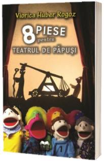 8 piese pentru teatrul de papusi