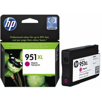951XLCartus cerneala color, HP pt Officejet - magenta