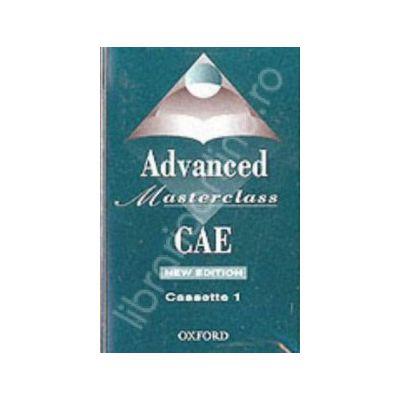 Advanced Masterclass CAE Advanced Cassettes (2)
