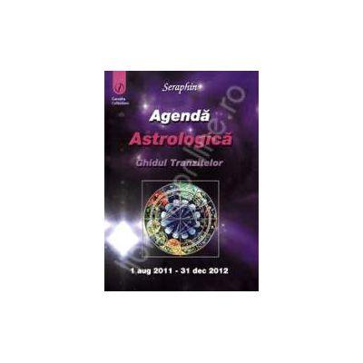 Agenda astrologica. Ghidul tranzitelor (1 aug 2011- 31 dec 2012)