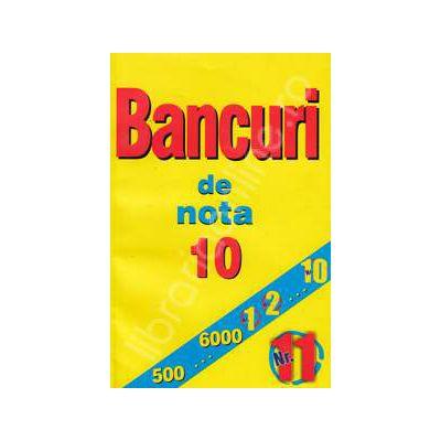 Bancuri de nota 10. Numarul 11