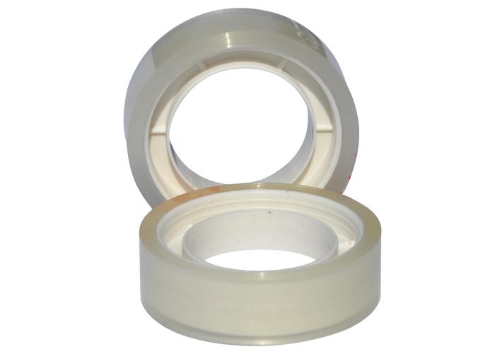Banda adeziva, transparent, 12mm x 10 m, 40 microni, Optima