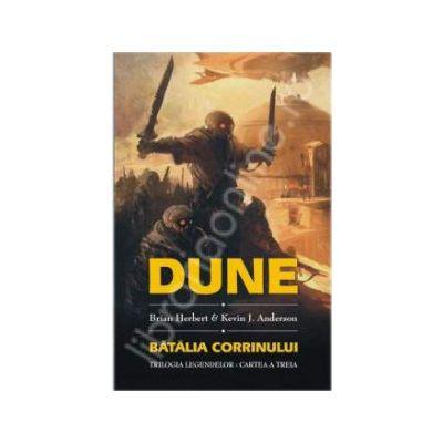 Batalia Corrinului - Dune (Trilogia legendelor: Cartea a treia)