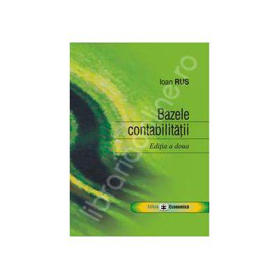 Bazele contabilitatii - editia a II-a
