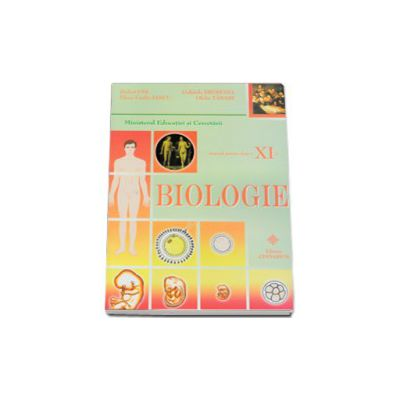 Biologie. Manual pentru clasa a XI-a (Stelica Ene)