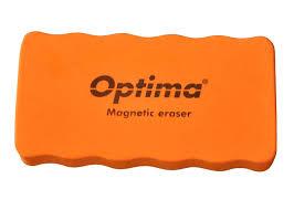 Burete magnetic pentru tabla alba de scris, Optima