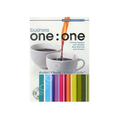 Business one:one Intermediate Teachers Book