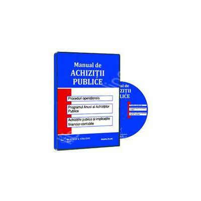 CD - Manual de Achizitii Publice