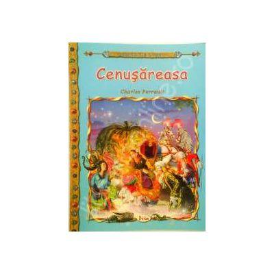 Cenusareasa, carte ilustrata pentru copii (Colectia Comorile Lumii)