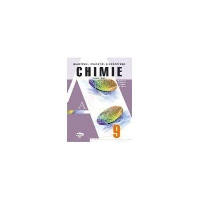 Chimie. Manual pentru clasa a IX-a (Ionela Alan)