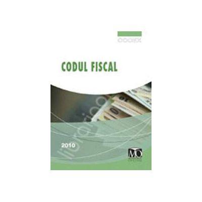 Codul fiscal - Editia aprilie 2010