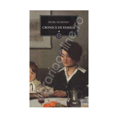 Cronica de familie Volumul.I