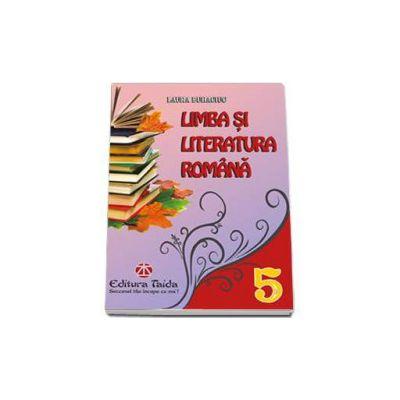 Culegere de Limba si literatura romana pentru clasa a V-a (Editie 2014)