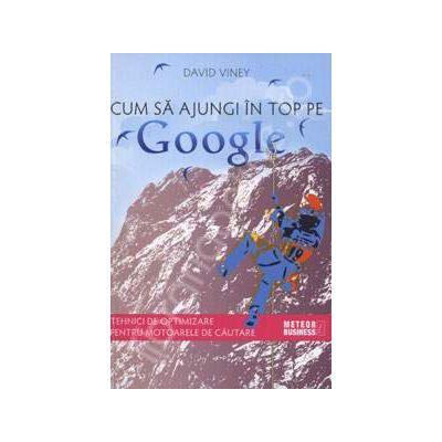 Seo, optimizare pentru google