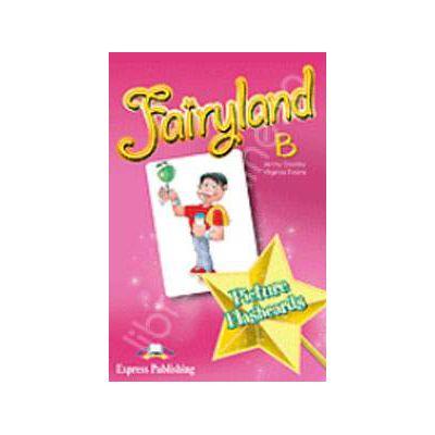 Curs pentru limba engleza. Fairyland 4. FLASHCARDS