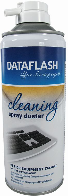Spray cu aer inflamabil, 400ml, DATA FLASH