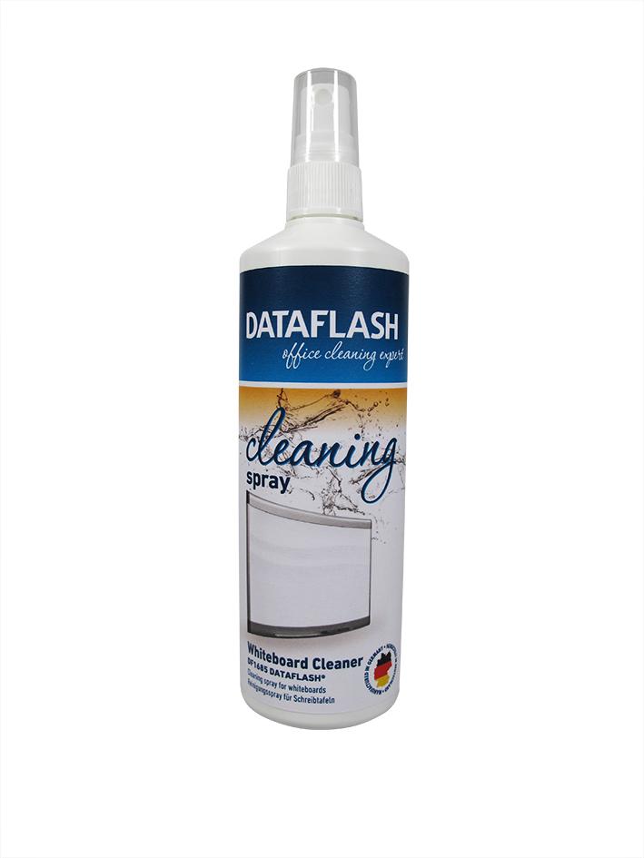 Spray curatare table albe pentru scris, 250ml, DATA FLASH