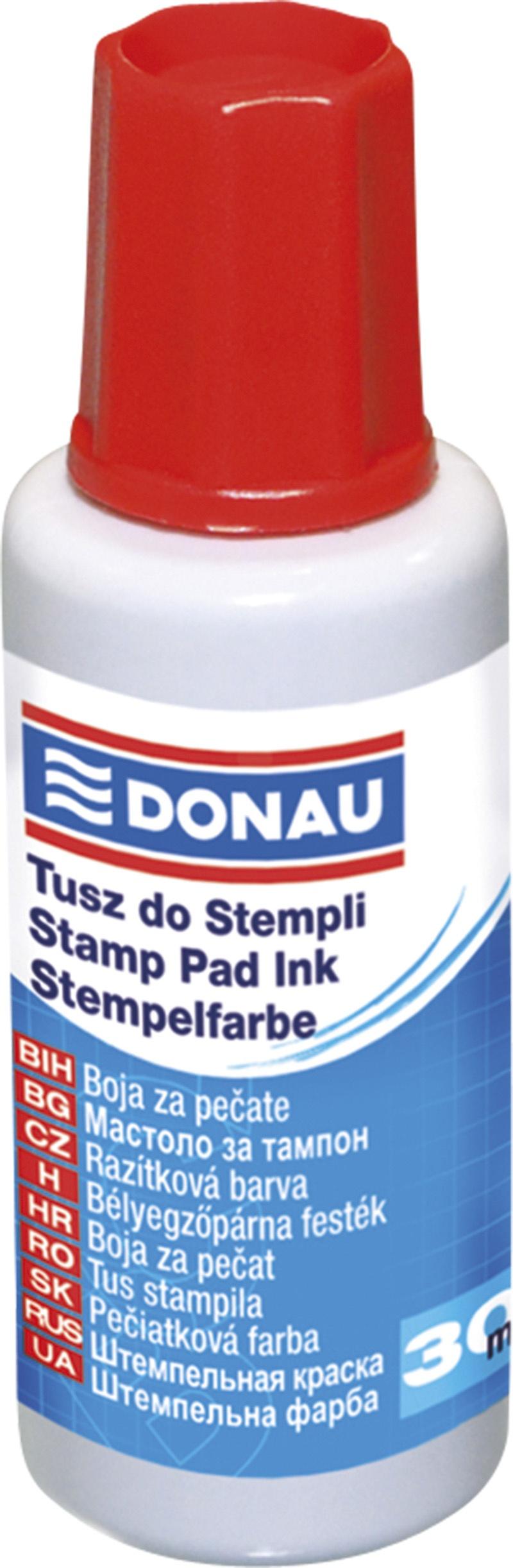 Tus stampile, 30ml, DONAU - rosu