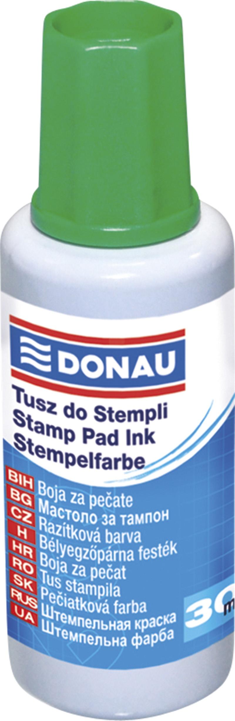 Tus stampile, 30ml, DONAU - verde