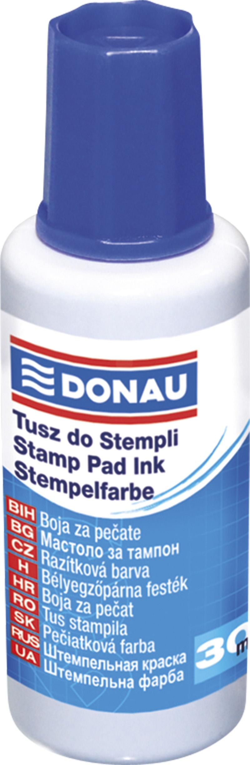 Tus stampile, 30ml, DONAU - albastru