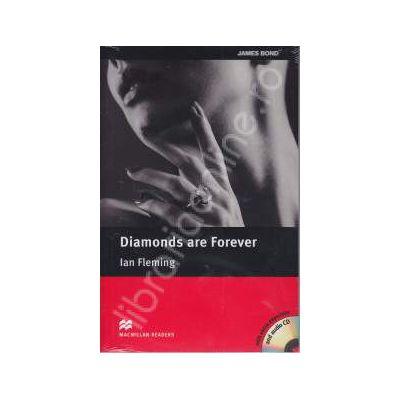 Diamonds are Forever Level 4 Pre-Intermediate with CD