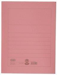 Dosar carton plic Elba - rosu
