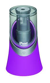 Ascutitoare electrica cu autostart/stop Westcott iPoint evolution - roz