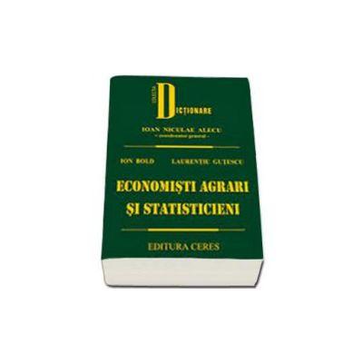 Economisti agrari si statisticieni