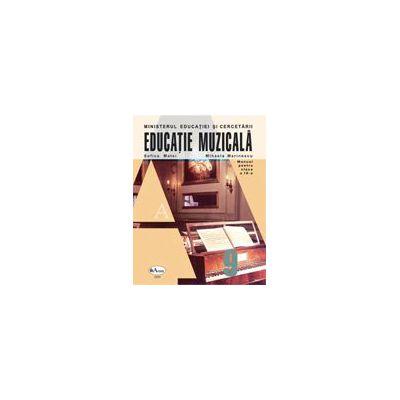 Educatie muzicala - manual a IX-a