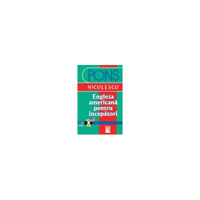 Engleza americana pentru incepatori (cu CD audio)
