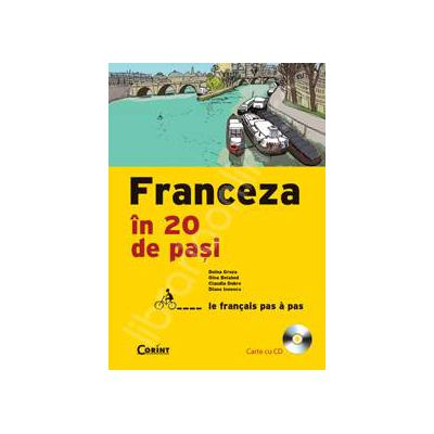 FRANCEZA IN 20 DE PASI cu CD