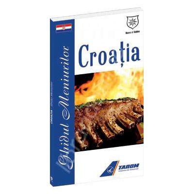Ghidul meniurilor. Croatia